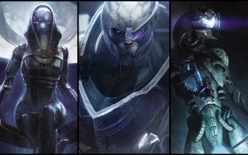 Video Game - Mass Effect Wallpapers and Backgrounds ID : 413787