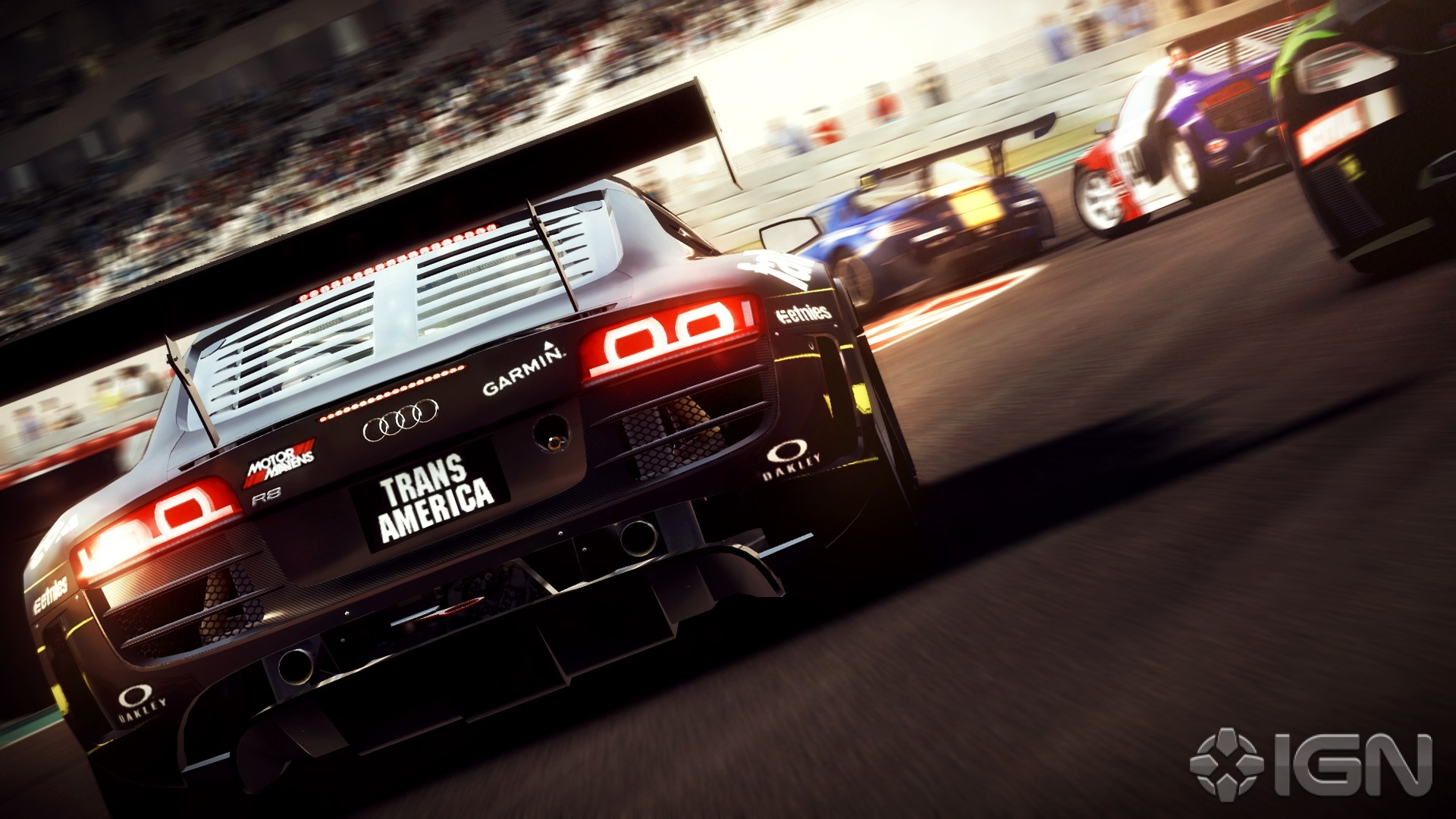 Grid 2 Game Wallpaper High Resolution Pics: Grid 2 Full HD Wallpaper And Background Image