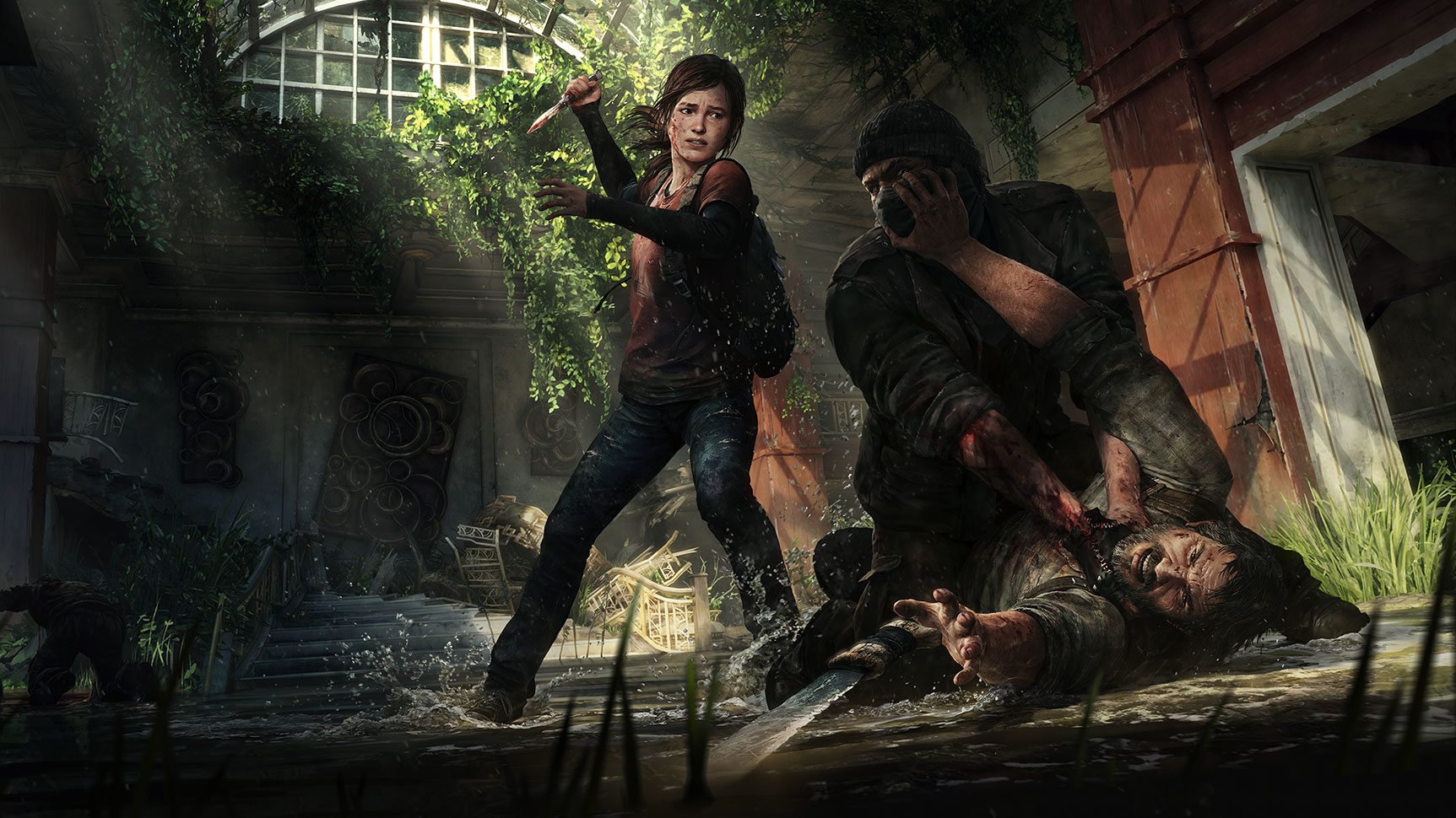 The Last Of Us Wallpaper And Background Image