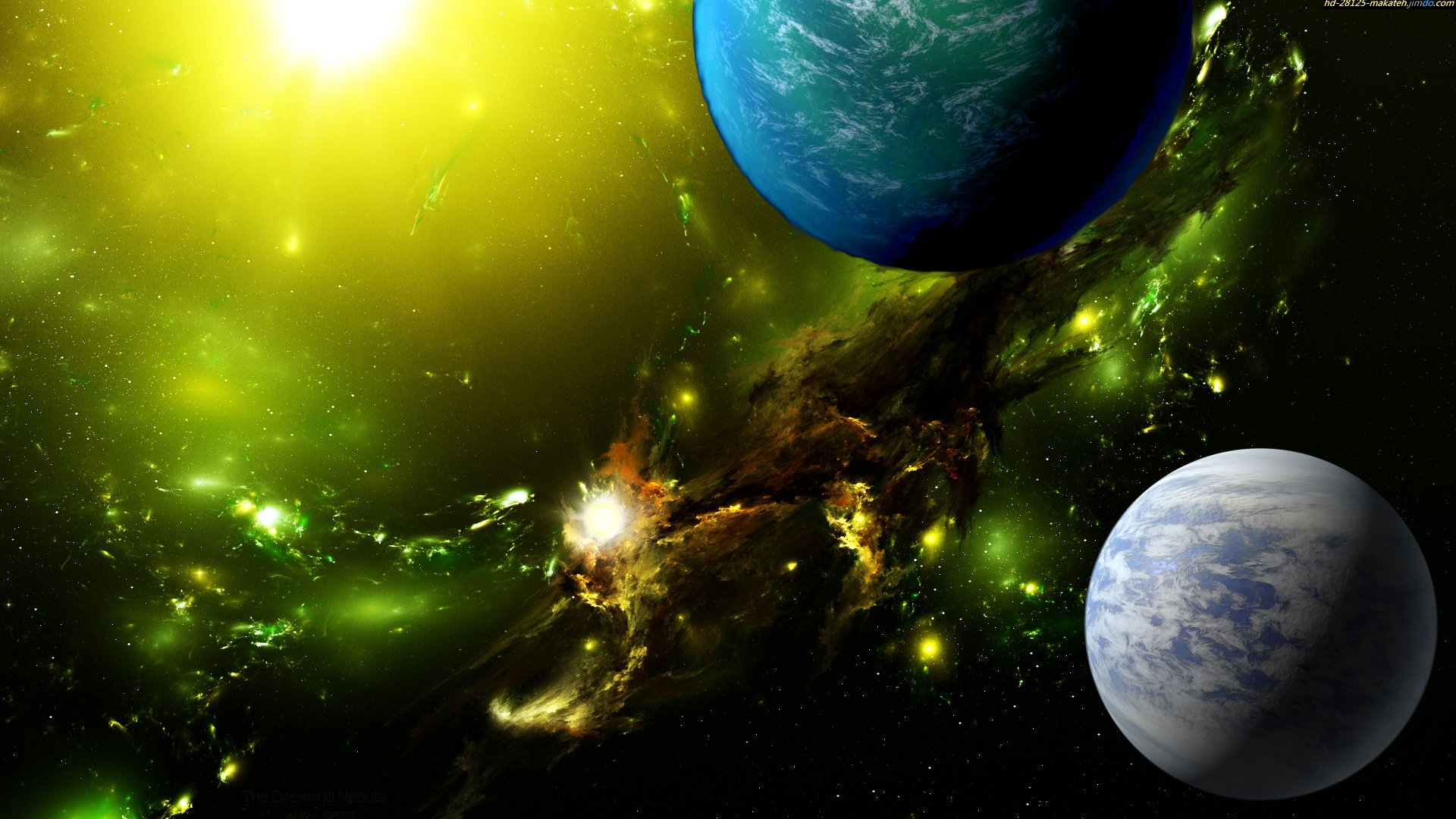 Exoplanets Computer Wallpapers, Desktop Backgrounds ...