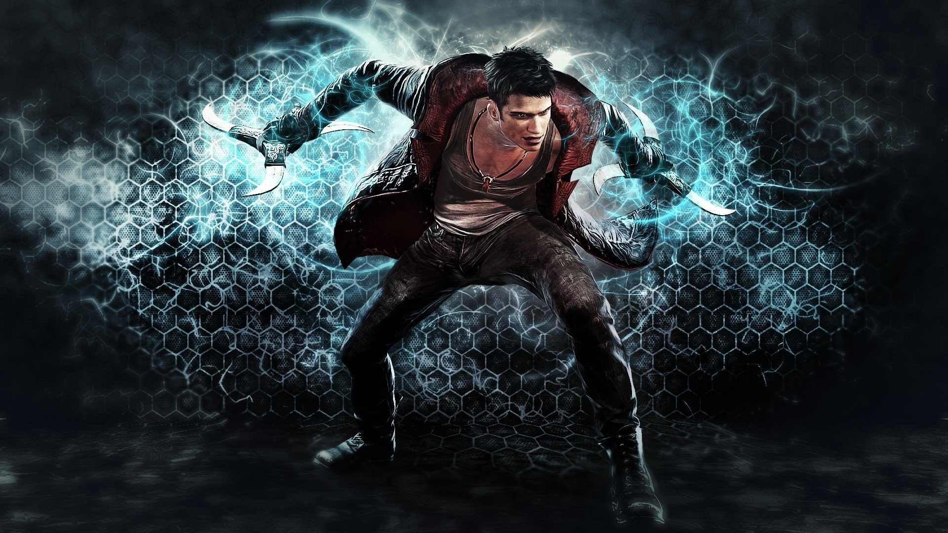 78 Dmc Devil May Cry Hd Wallpapers Background Images