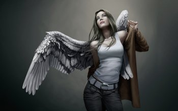 Fantasy - Angel Wallpapers and Backgrounds ID : 414196