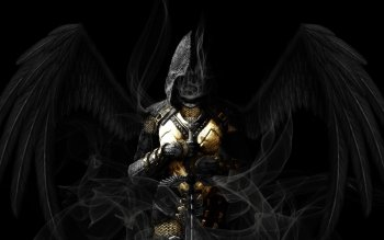 Dark - Angel Wallpapers and Backgrounds ID : 414571