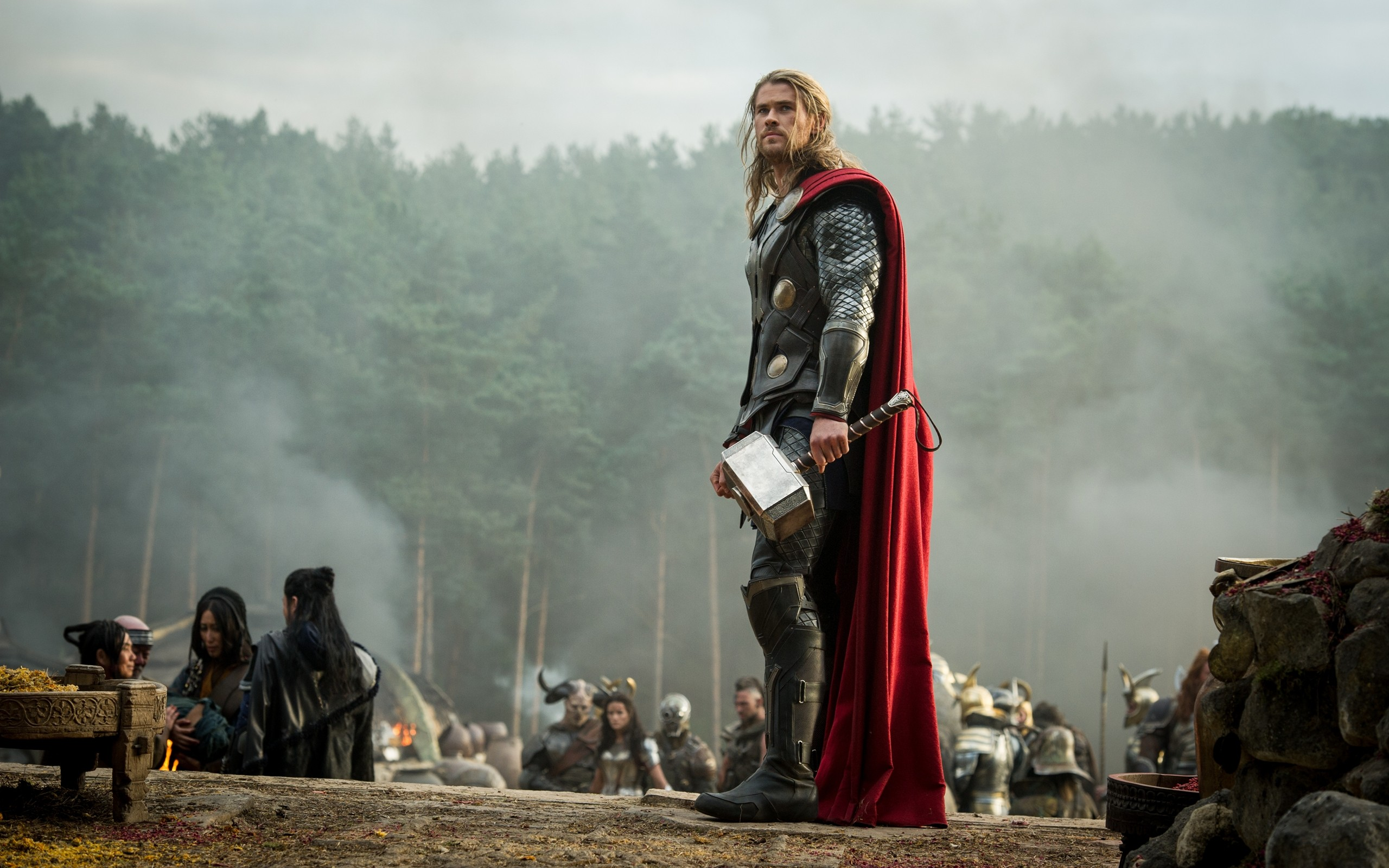 thor: the dark world full hd wallpaper and background image