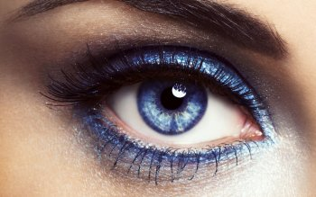 Vrouwen - Oog Wallpapers and Backgrounds