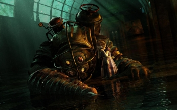 Video Game - Bioshock Wallpapers and Backgrounds ID : 415253