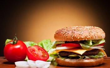 Alimento - Burger Wallpapers and Backgrounds ID : 415257