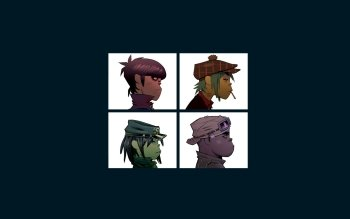 Musik - Gorillaz Wallpapers and Backgrounds ID : 415340