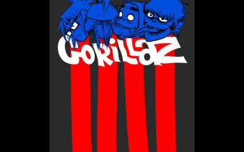 Music - Gorillaz Wallpapers and Backgrounds ID : 415349