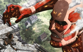 Anime - Attack On Titan Wallpapers and Backgrounds ID : 415368