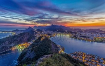 Man Made - Rio De Janeiro Wallpapers and Backgrounds ID : 415477