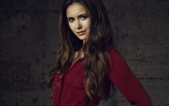 Berühmte Personen - Nina Dobrev Wallpapers and Backgrounds ID : 415796