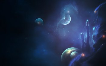 Science-Fiction - Space Wallpapers and Backgrounds ID : 415838