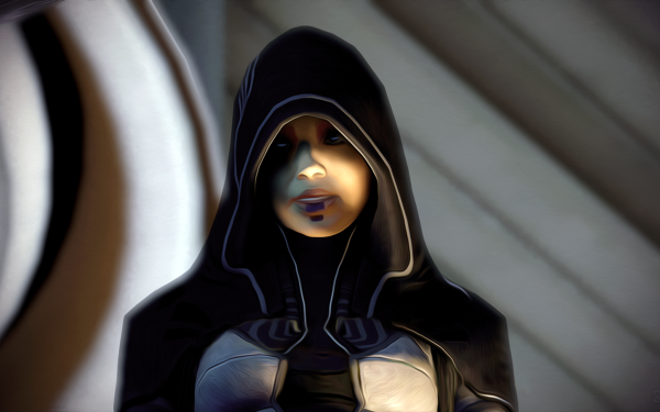Video Game Mass Effect 2 Mass Effect Kasumi Goto HD Wallpaper | Background Image