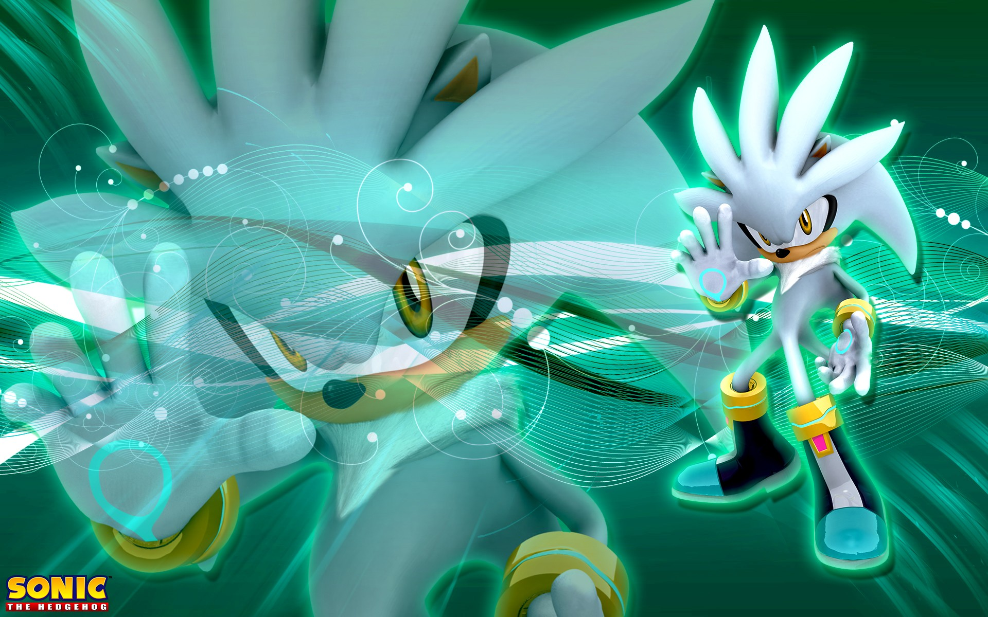 Silver the hedgehog wallpaper for iphone