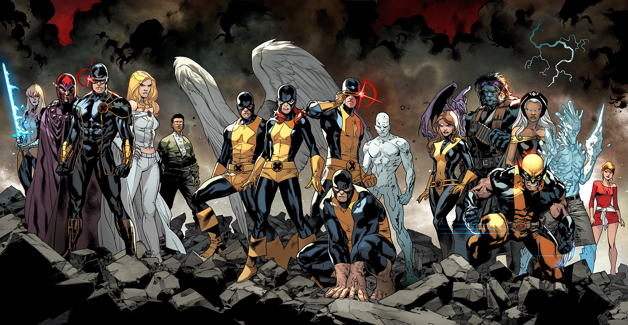11 All New X-Men HD Wallpapers | Backgrounds - Wallpaper Abyss