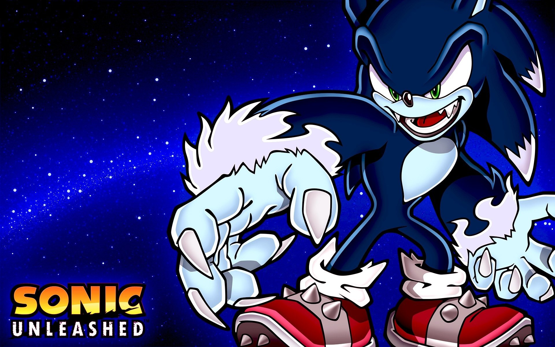 14 Sonic Unleashed HD Wallpapers