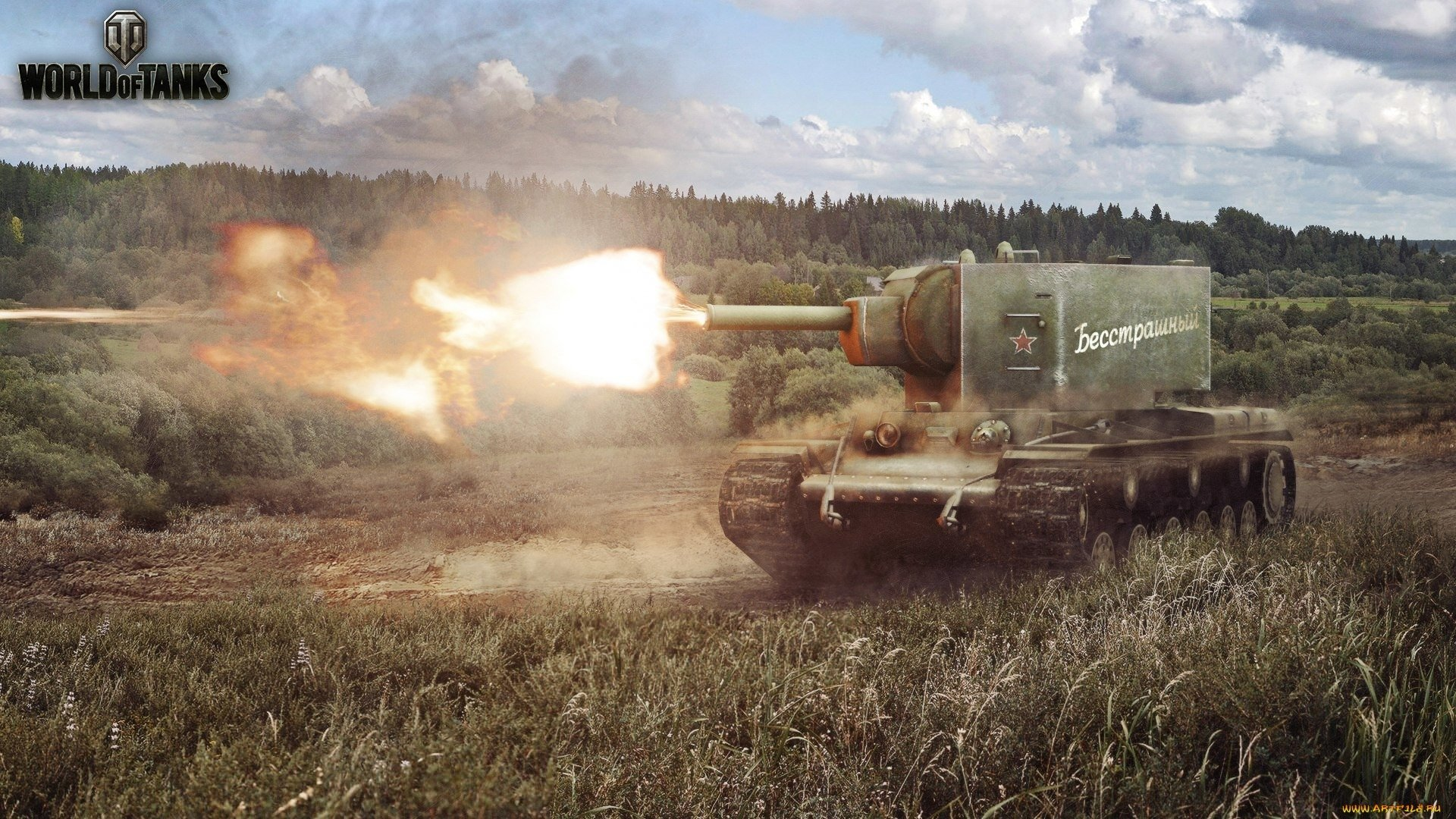 World Of Tanks Wallpapers ID416557