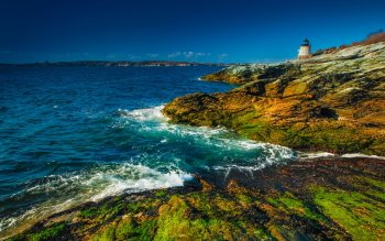 Man Made - Lighthouse Wallpapers and Backgrounds ID : 416267