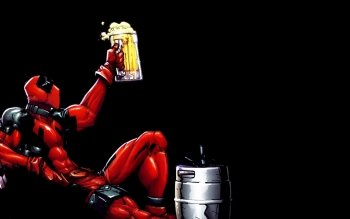 Comics - Deadpool Wallpapers and Backgrounds ID : 416661