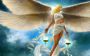 Fantasy - Angel Wallpapers and Backgrounds ID : 416776