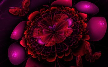 Abstrakt - Fractal Wallpapers and Backgrounds ID : 416928
