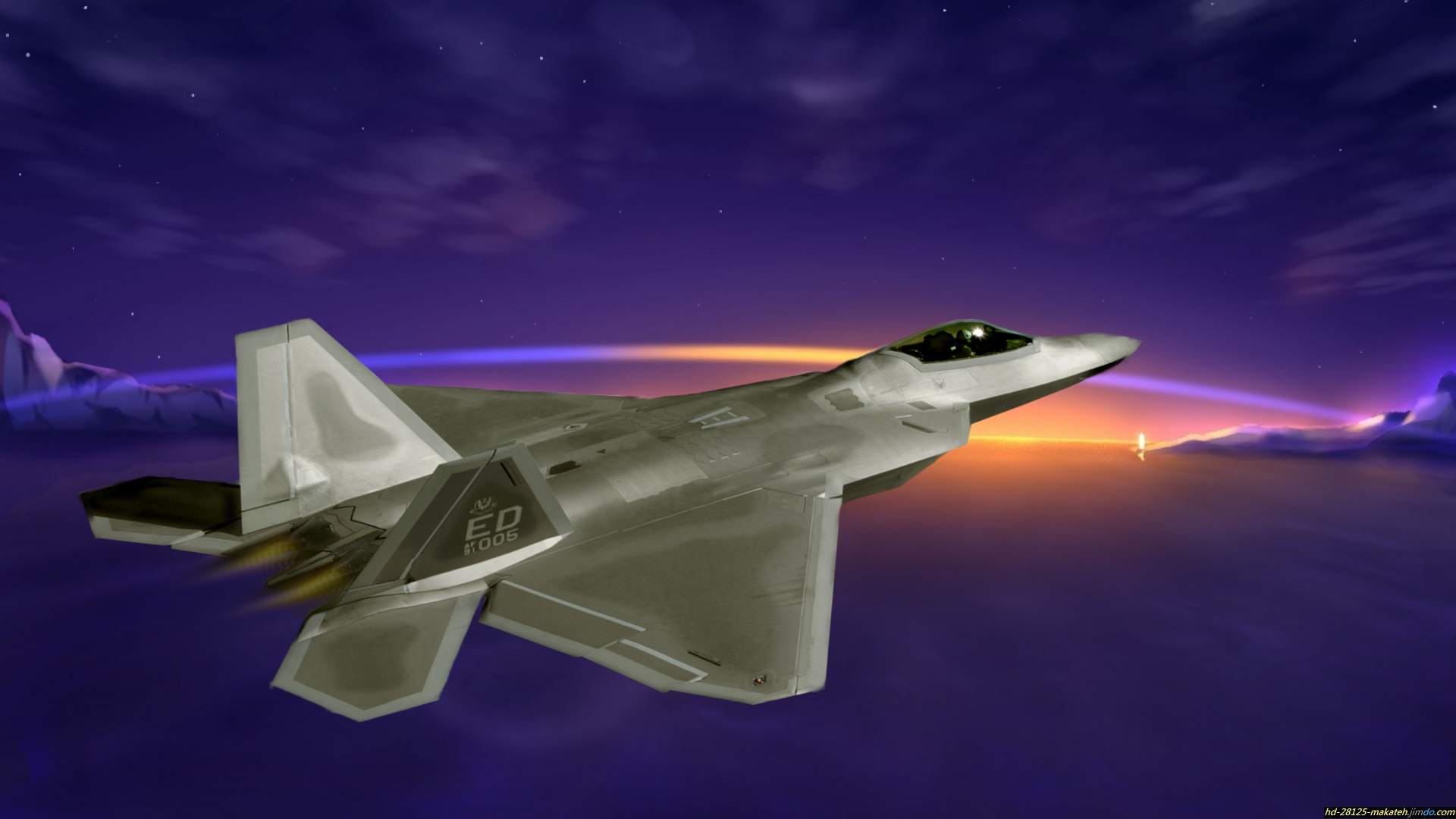 Lockheed Martin F 22 Raptor >> Hunter HD Wallpaper | Background Image | 1920x1080 | ID:417797 - Wallpaper Abyss