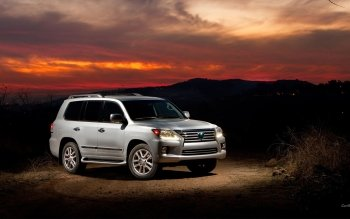 Fordon - Lexus Lx Wallpapers and Backgrounds ID : 417213