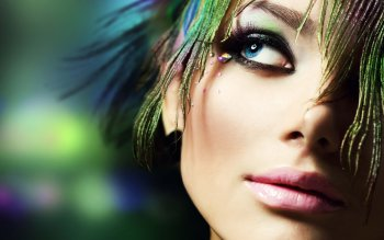 Women - Face Wallpapers and Backgrounds ID : 417317
