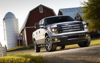 Vehicles - Ford F-150 Wallpapers and Backgrounds ID : 417551
