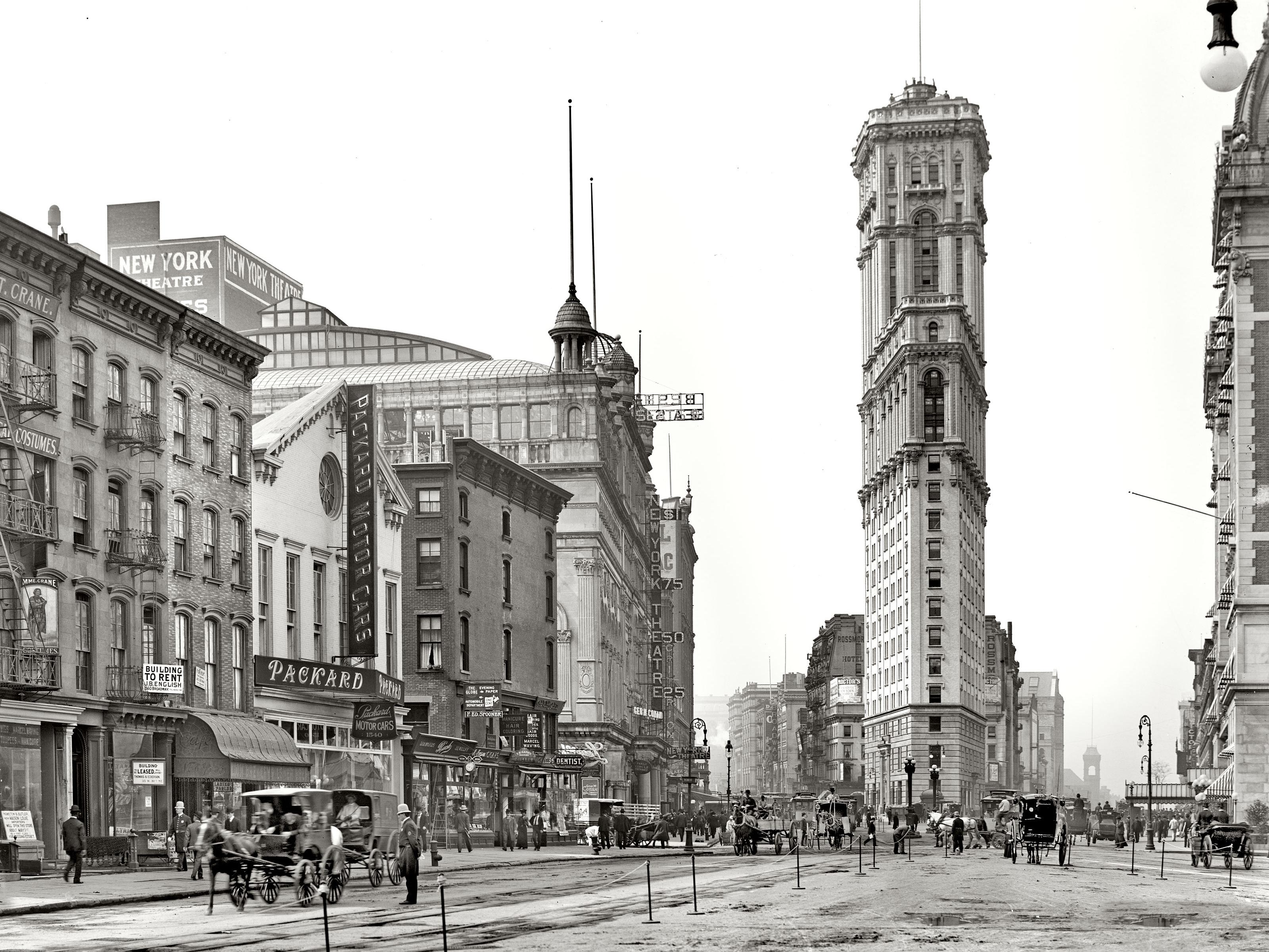 New york city times square in manhattan fonds d 39 cran for Photo ecran times square