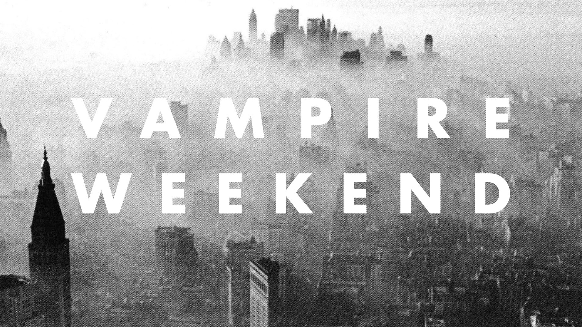 Vampire Weekend - Wikipedia
