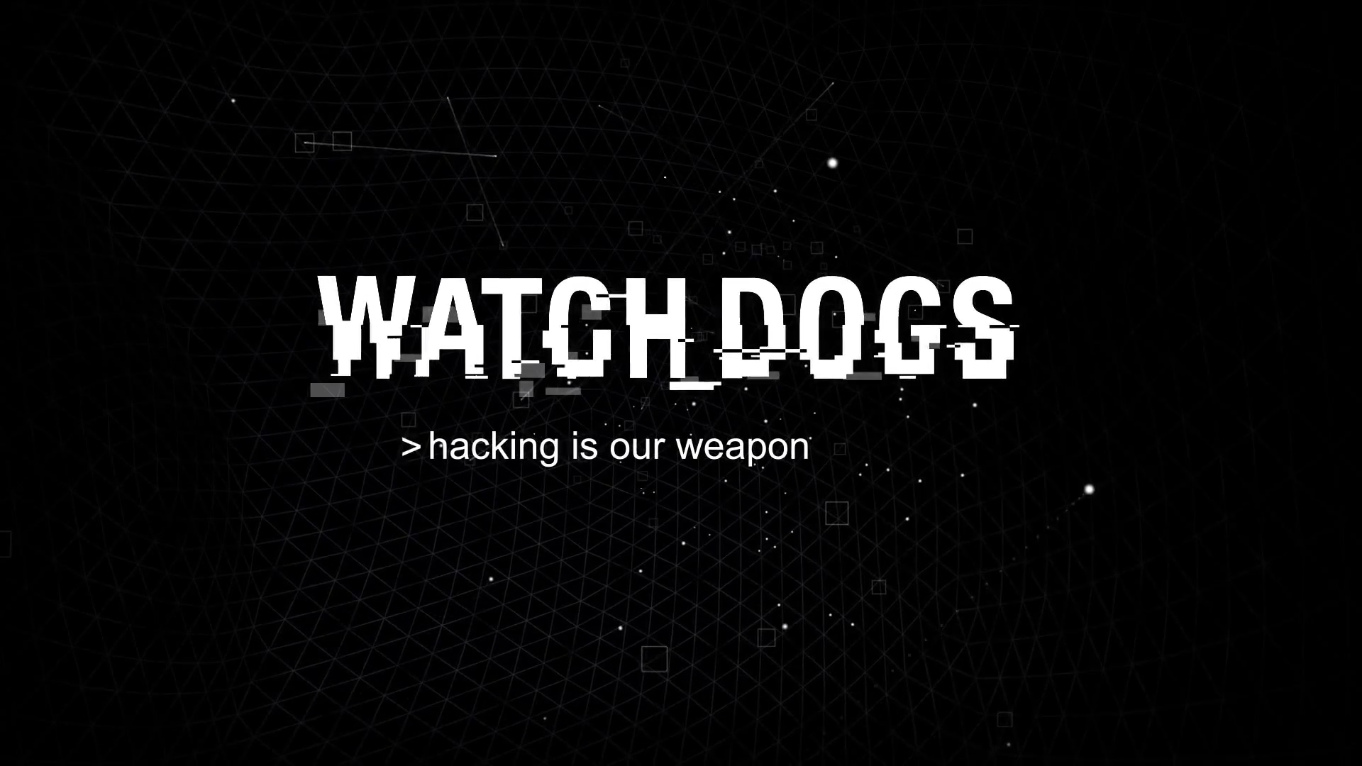 Watch Dogs Hd Wallpaper Background Image 1920x1080