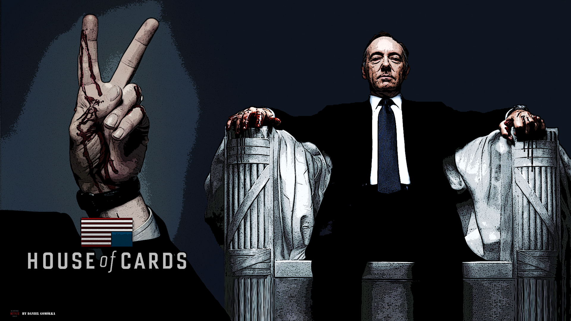 House Of Cards HD Wallpaper | Background Image | 1920x1080 ...