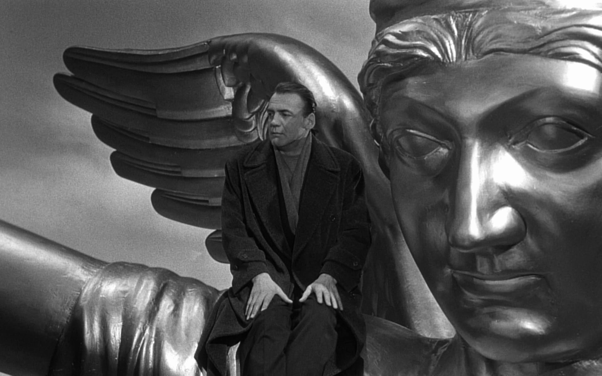 wings desire essays Peter falk's 'former angel' role is so central to the story and so essential for the balance of wings of desire, that it would be difficult to imagine the film without that part yet the role was not even conceived until quite late in the pre- production phase, when wim wenders met with peter handke at salzburg in september 1986,.