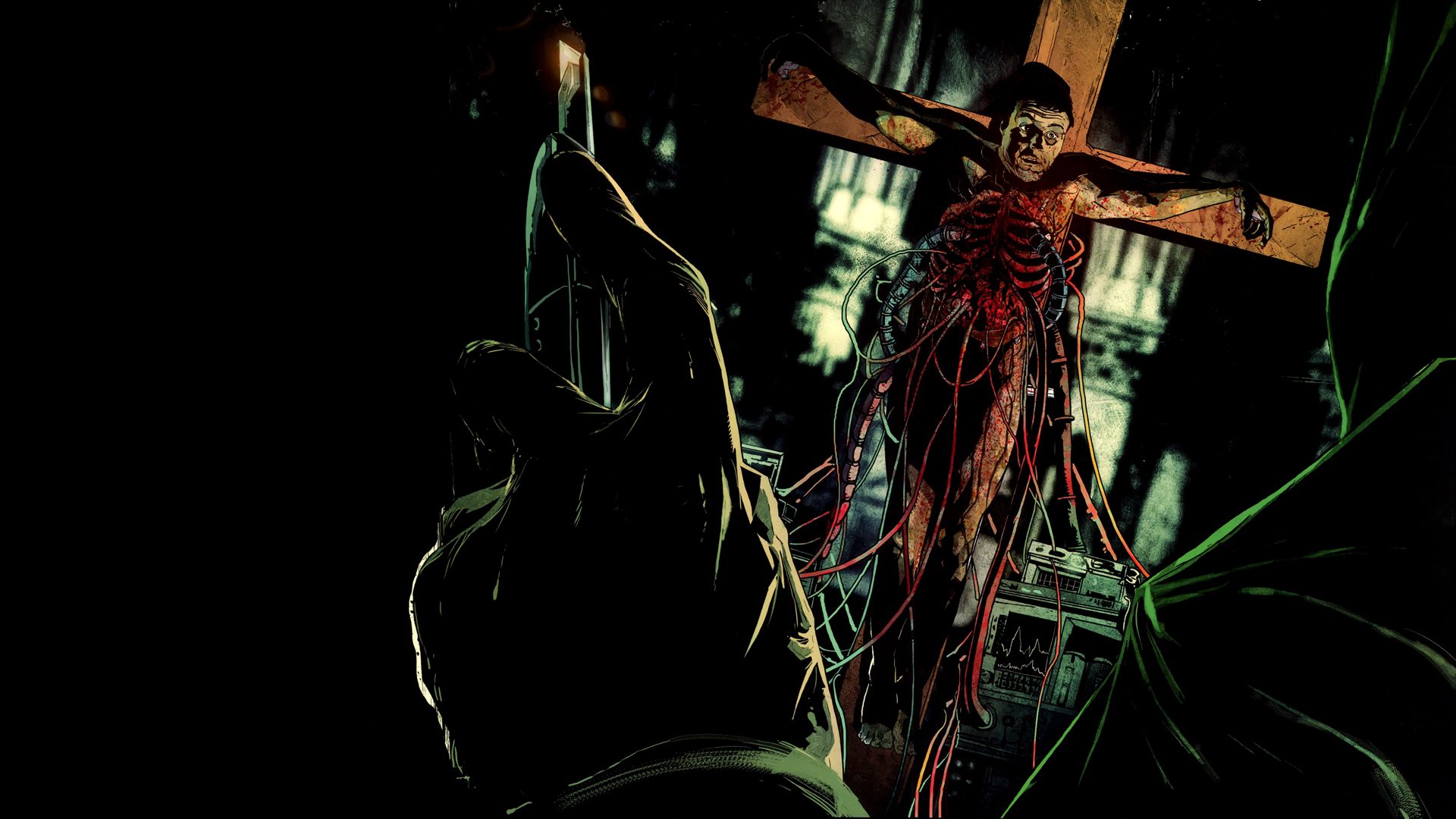 Zombie Full HD Wallpaper and Background | 1920x1080 | ID ...