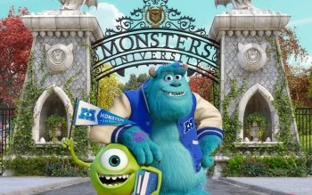 Films - Monsters University Wallpapers and Backgrounds ID : 418011