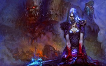 Video Game - World Of Warcraft Wallpapers and Backgrounds ID : 418018