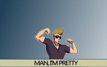 14 Johnny Bravo Hd Wallpapers Background Images Wallpaper Abyss