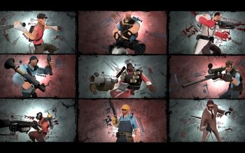 Video Game - Team Fortress 2 Wallpapers and Backgrounds ID : 418773