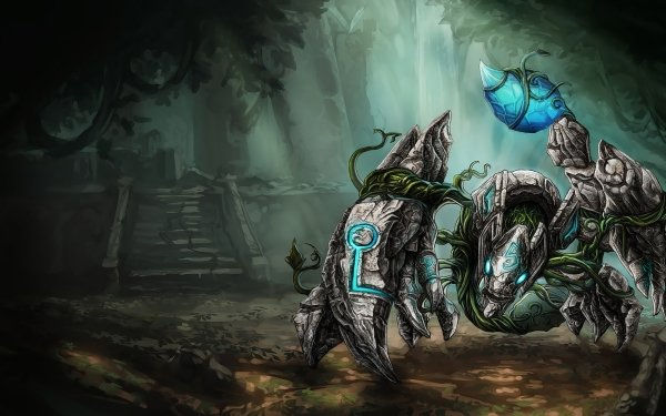 Video Game League Of Legends Skarner HD Wallpaper   Background Image