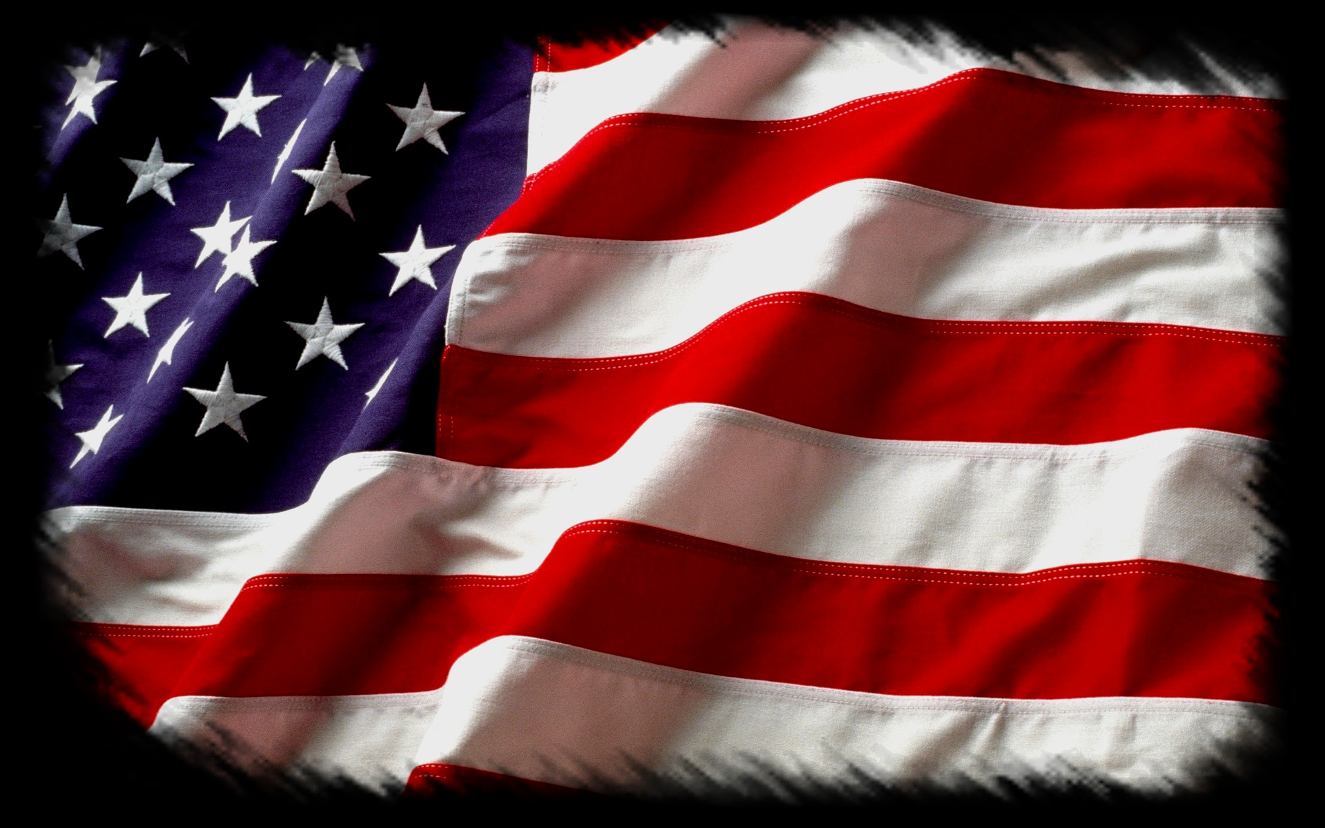 Hd wallpaper usa - Man Made American Flag Wallpaper