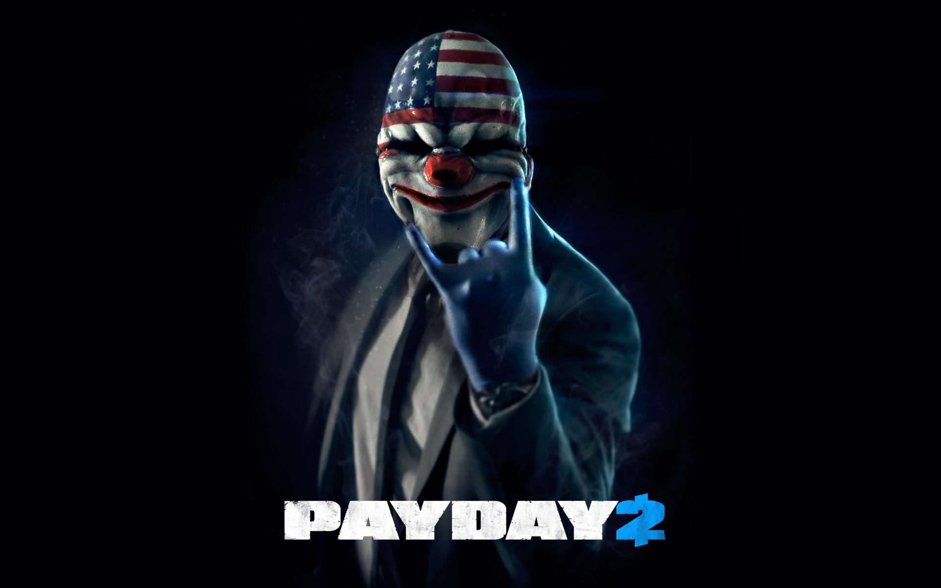 Payday 2 HD Обои   Фон   1920x1200   ID:419790 - Wallpaper ...