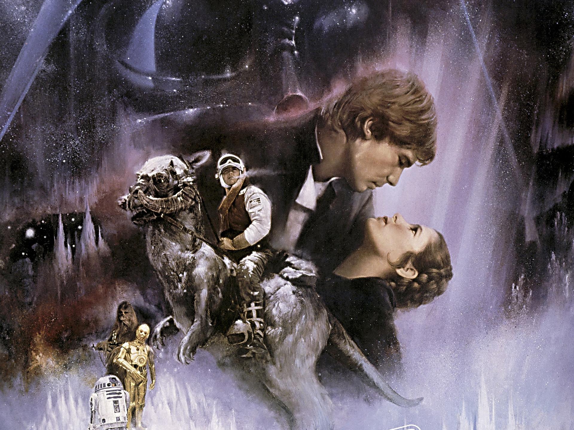 Star Wars Episode V The Empire Strikes Back Hd Wallpaper