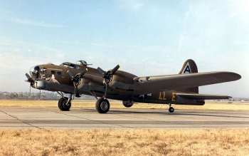 Militär - Boeing B-17 Flying Fortress Wallpapers and Backgrounds ID : 419409