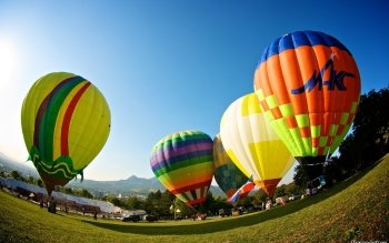 Vehicles - Hot Air Balloon Wallpapers and Backgrounds ID : 419967