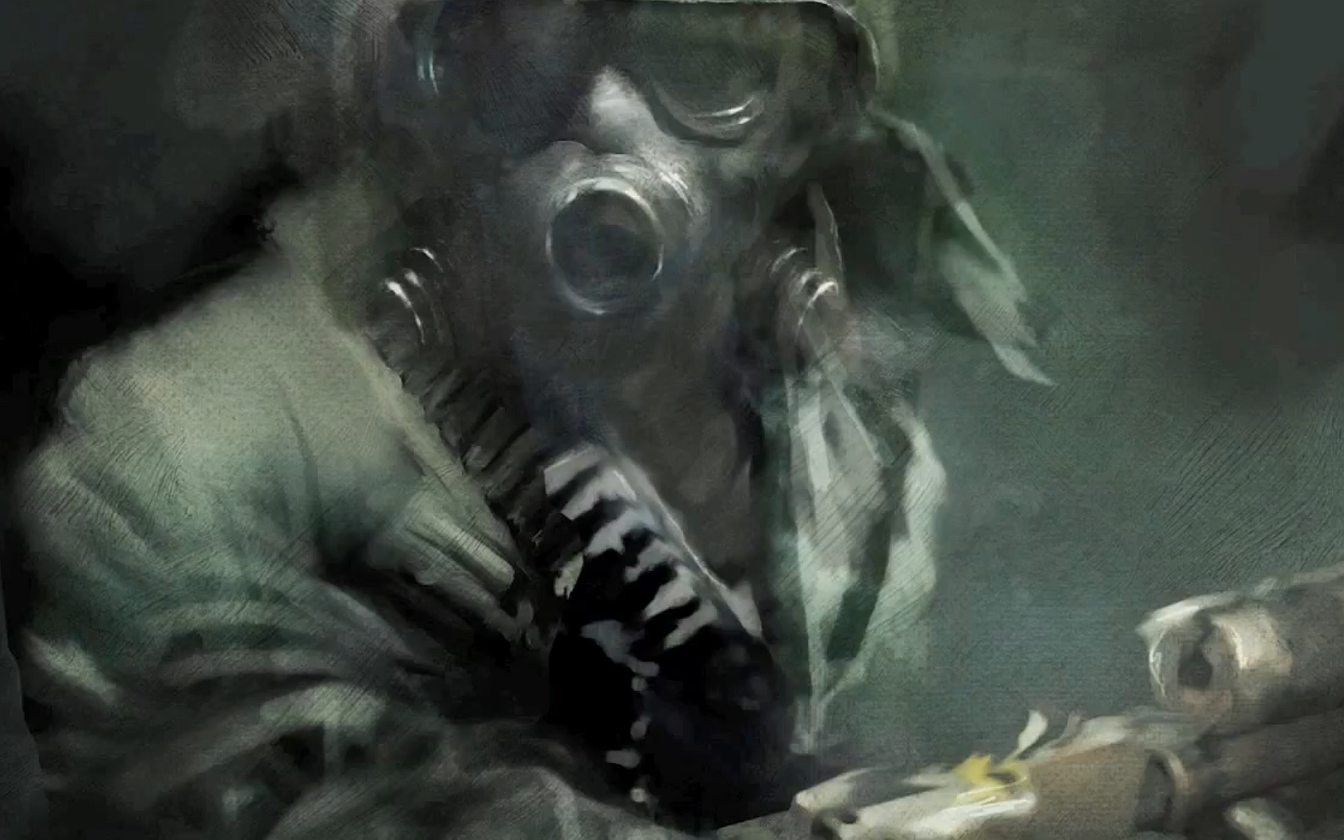 Metro Last Light Full HD Wallpaper And Background Image