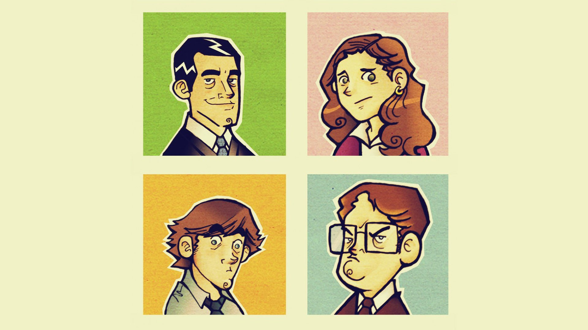 The office us full hd wallpaper and background for Bett 400x400
