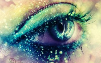 Women - Eye Wallpapers and Backgrounds ID : 420097