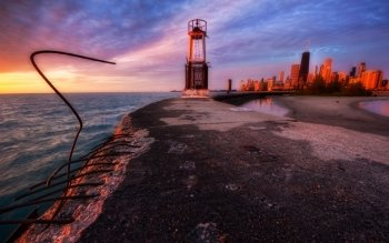 Hecho Por El Hombre - Chicago Wallpapers and Backgrounds ID : 420205